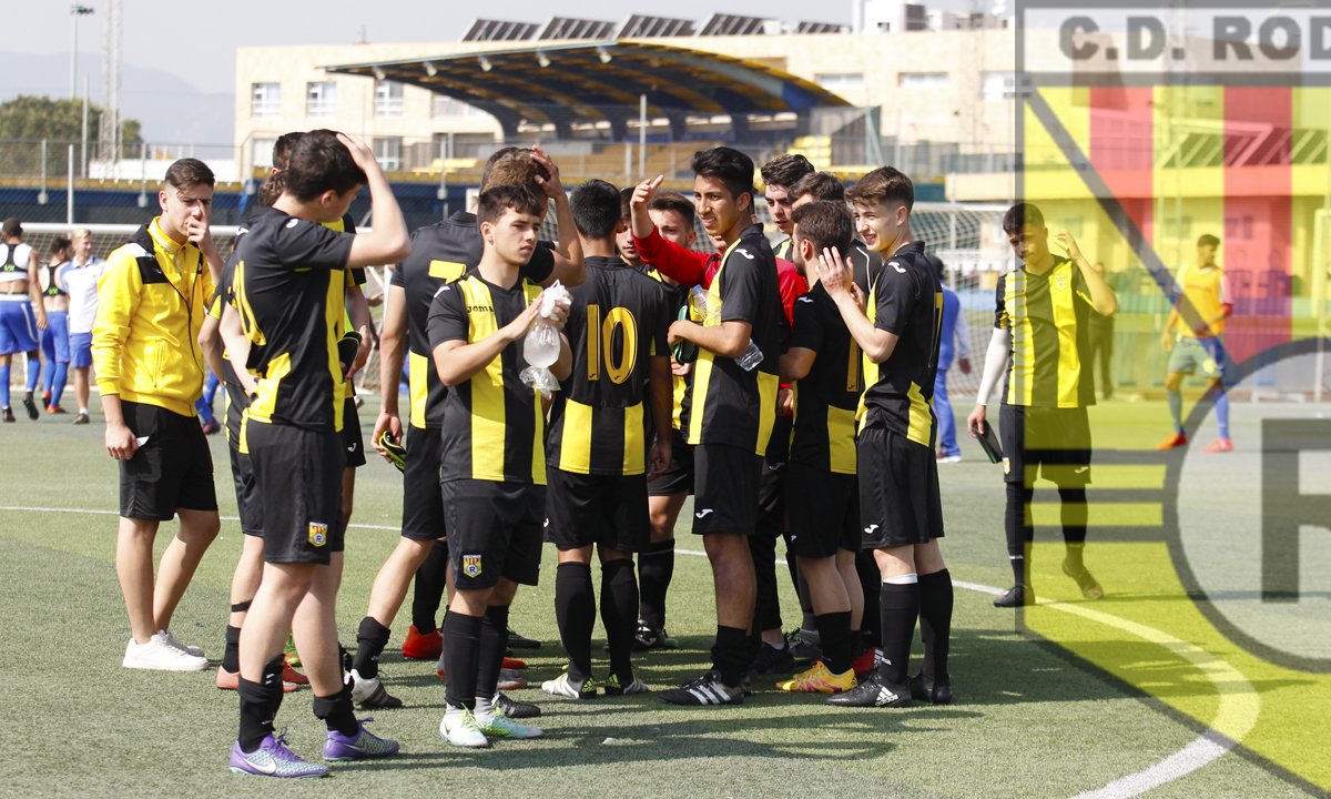 EL CD RODA UN HABITUAL EN LA YELLOW CUP EASTER