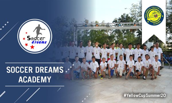 ¡CONFIRMADO! LA SOCCER DREAMS ACADEMY REGRESA A VILA-REAL