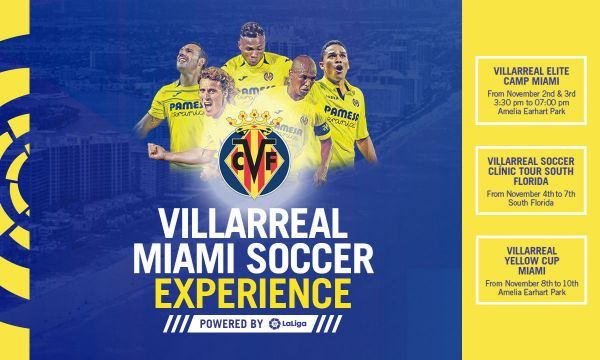 VILLARREAL MIAMI SOCCER EXPERIENCE POWERED BY LALIGA