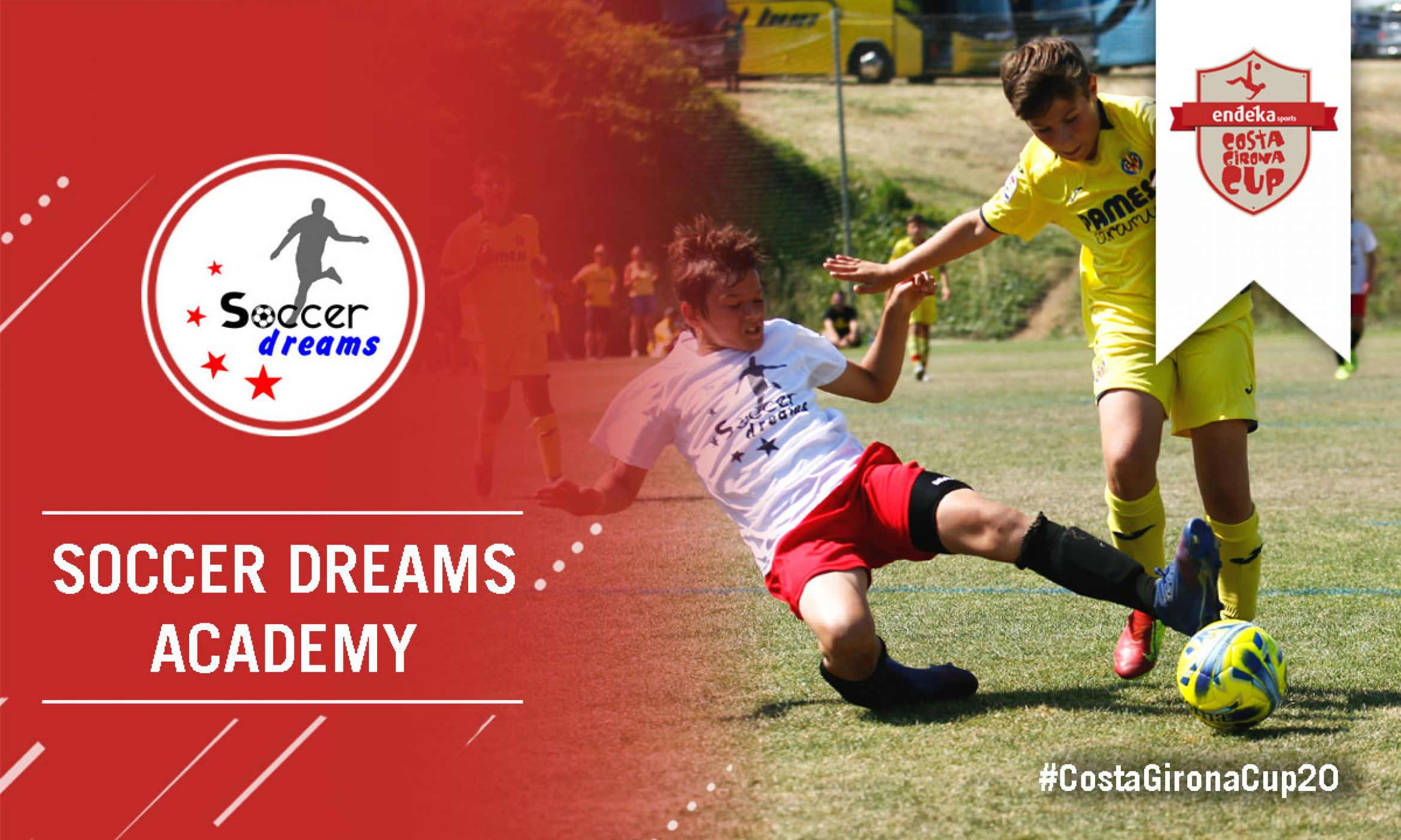 ¡CONFIRMADO! LA SOCCER DREAMS ACADEMY REGRESA A GIRONA